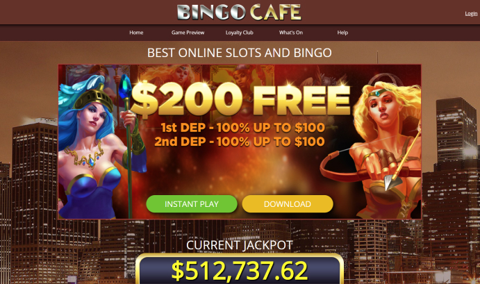 Bingo Cafe Review